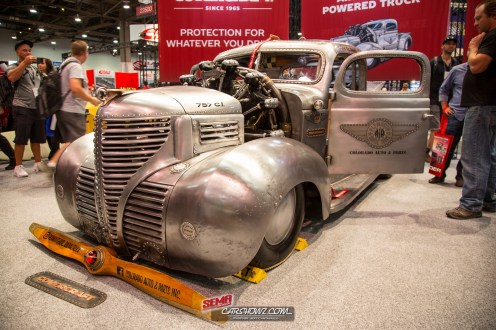 Plymouth Air Radial Truck