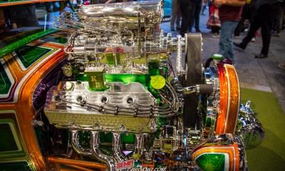 1930 Model A Tudor Sedan Engine