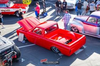 Nick Germano - 1968 Chevy C10 at SEMA 2017