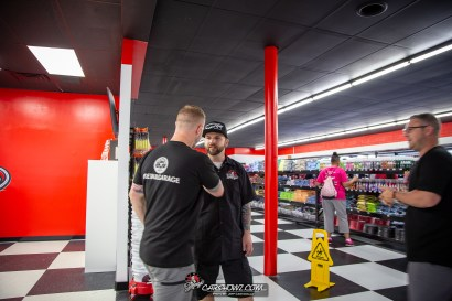 Grand Opening Detail Garage Glen Burnie