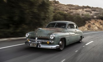 1949 Mercury Coupe EV Conversion