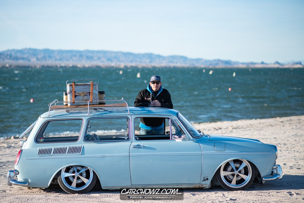 Volkswagen Type 3 Squareback - Photo by Kevin Cunningham