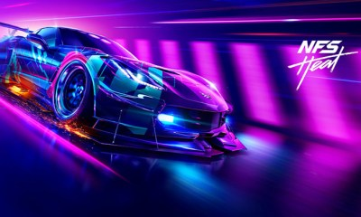Need for Speed Heat Cover Photo