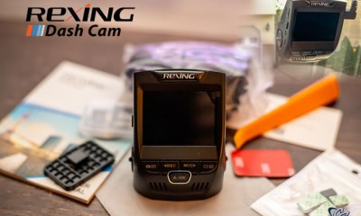 Rexing V1 Gen 3 Dash Cam Cover