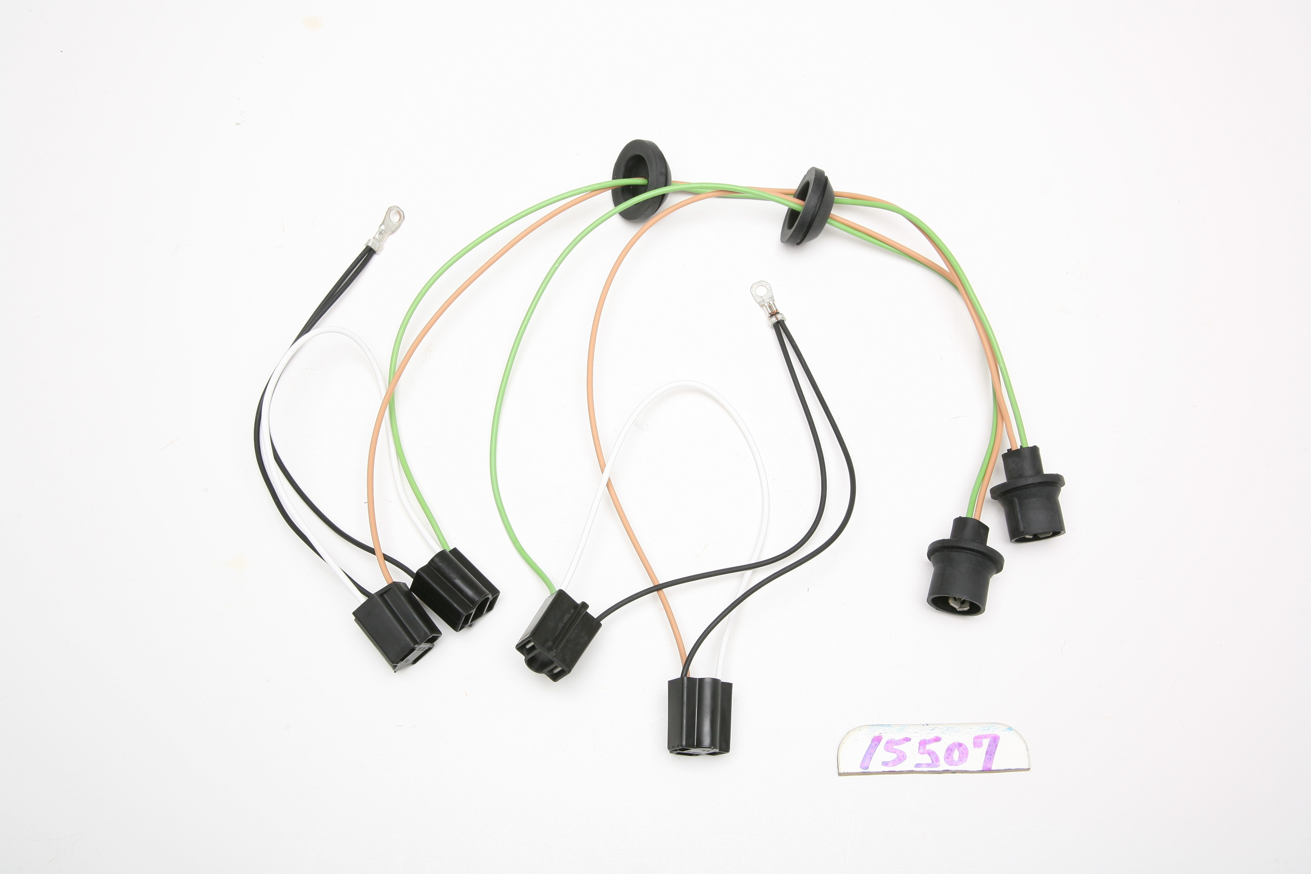 Wire Harness Chevy Headlight Connector