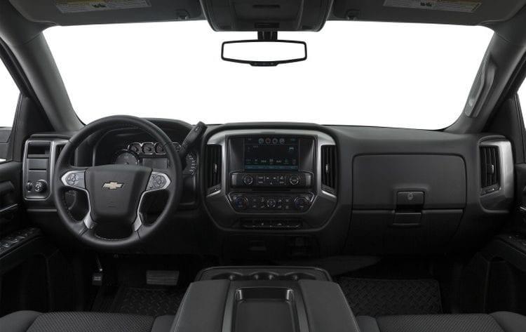 2016 Chevrolet Silverado 1500 Interior Changes Specs Price