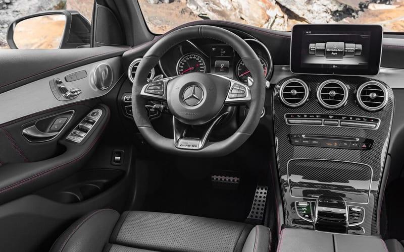 2017 Mercedes AMG GLC 43 SUV Review Specs Design