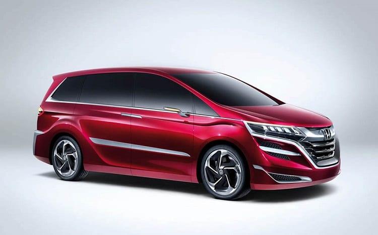 2018 Honda Odyssey Redesign Specs Rumors