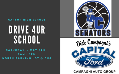 Ford Drive 4UR School Event