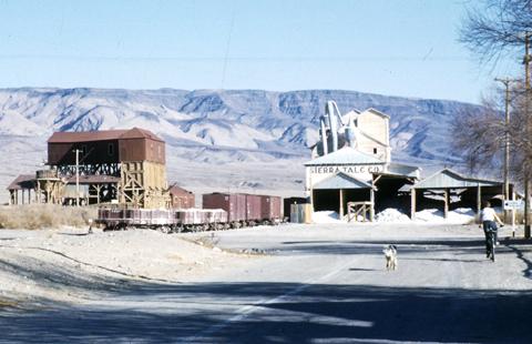 ...in 1954 (Bill Poole photo)