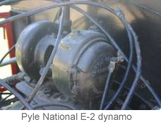 Pyle National E-2 dynamo