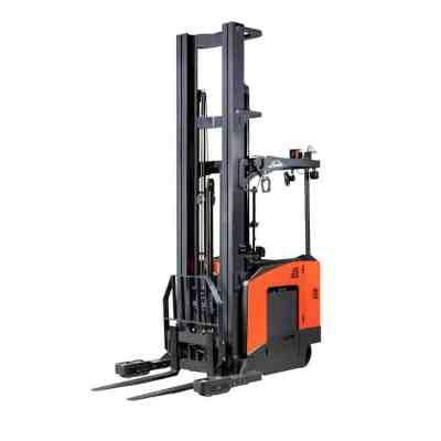 Linde 5195 - Reach Truck - ML14ASX Carson Material Handling
