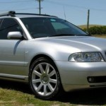 Audi A4 I B5 1994 1999 Station Wagon 5 Door Outstanding Cars