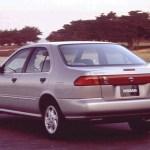 Nissan Sentra Iv B14 1995 1999 Sedan Outstanding Cars