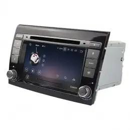 AUTORADIO NAVIGATORE 6,2″ FIAT BRAVO DAL 2007 AL 2012 ANDROID 9.0 4G FULL HD DAB