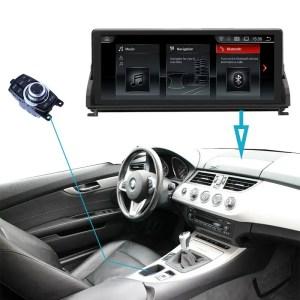 CARTABLET NAVIGATORE 10,25″ BMW Z4 E89 2009-15 ANDROID 8.1 2GB RAM 32 GB ROM