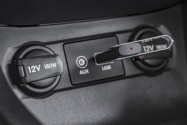 Steps on How to play music through USB in a car