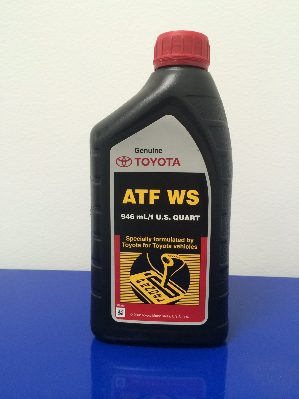 Toyota and Lexus Transmission Fluid Replacement