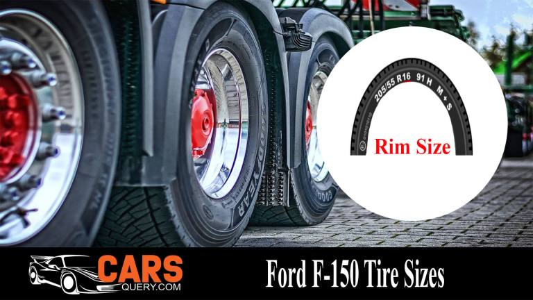 Ford F 150 Tire Size Chart Guide (2018-1983)
