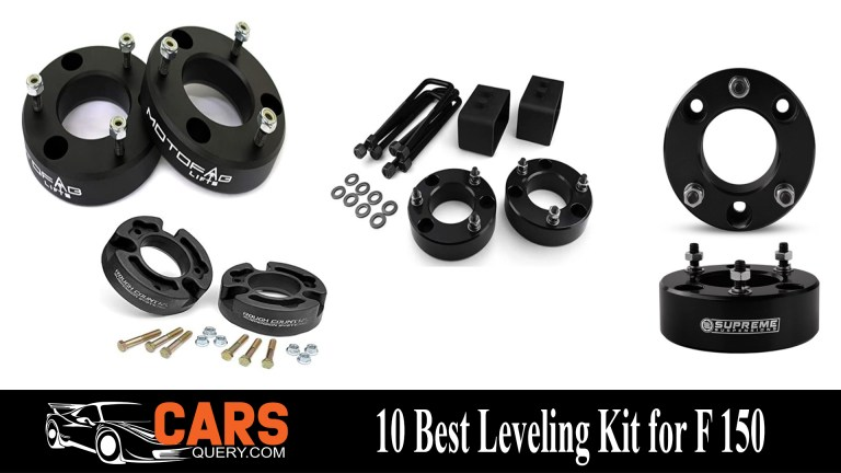 10 Best Leveling Kit for F-150 Review and Buyer's Guide