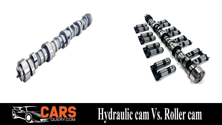 Hydraulic cam vs. Roller cam