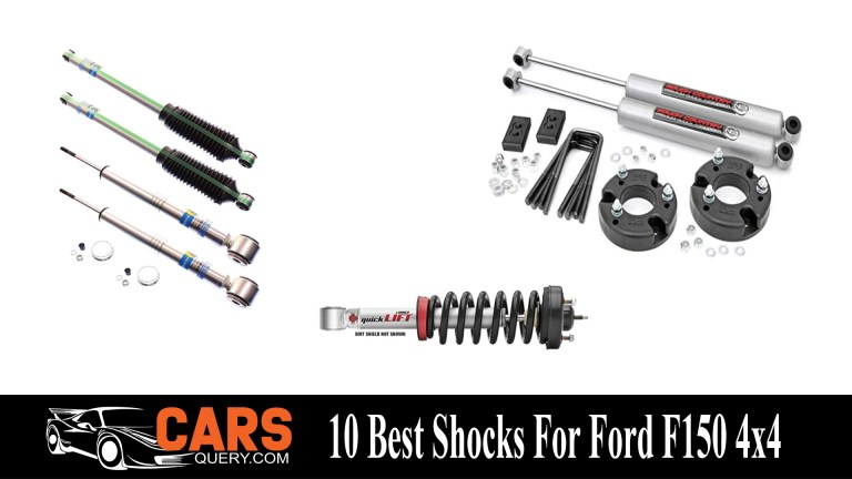 Best Shocks For Ford F150 4x4 Truck
