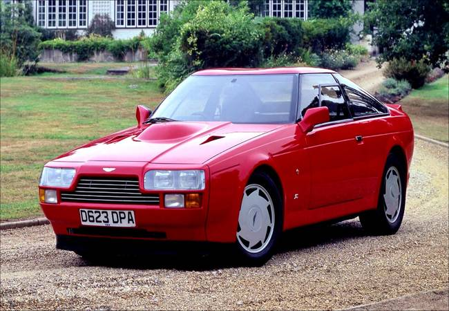 Aston Martin Zagato 1986
