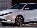 New 2018 Chrysler 100 Interior