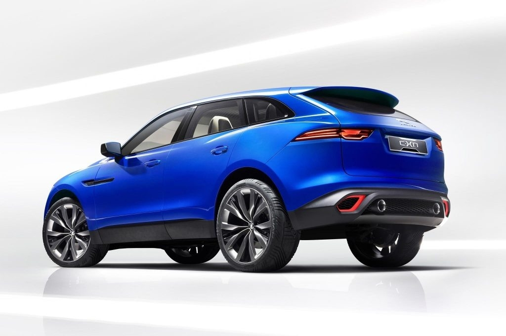 Best 2018 Jaguar C X17 CRossover Specs and Review