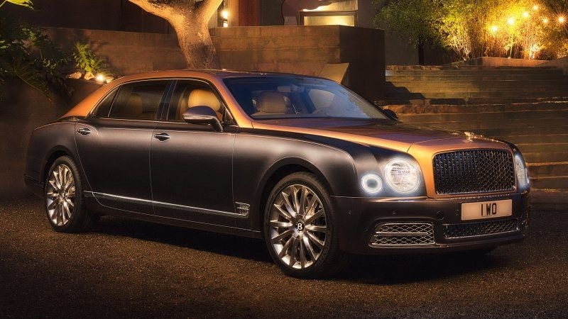 2019 Bentley Mulsanne Msrp Review and Specs