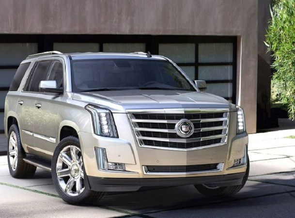 2019 Cadillac Escalade Luxury Suv Interior, Exterior and Review