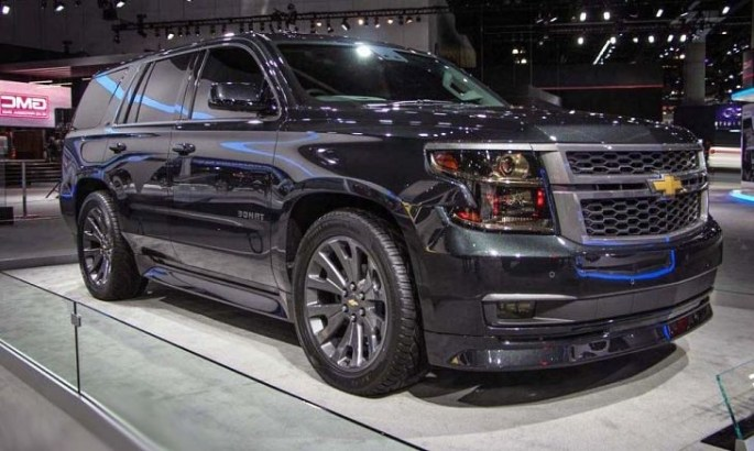2019 Chevy Tahoe Z71 Ss New Interior