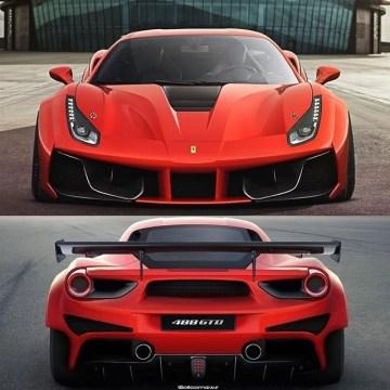 2019 Ferrari Laferraris Exterior