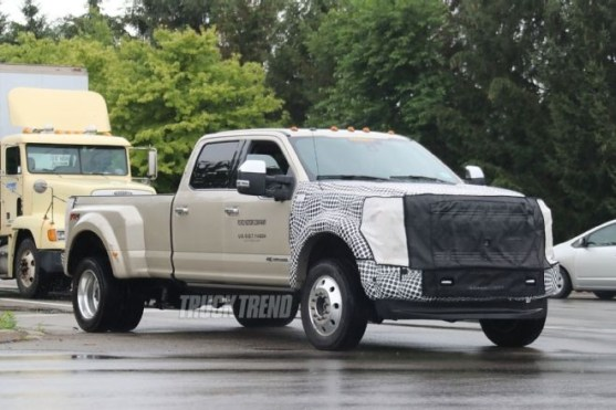 2019 Ford F450 Super Duty Redesign and Price