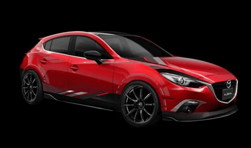 2019 Mazda Speed 3 Review
