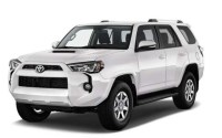 The 2019 Toyota 4Runner Limited Spy Shoot