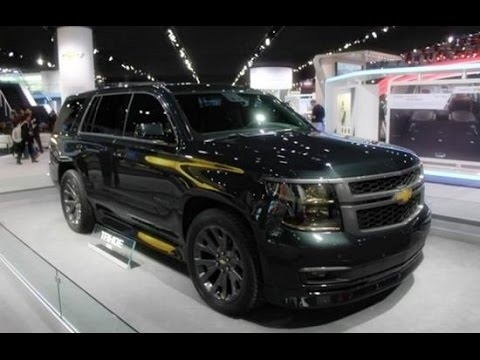 Best 2018 Chevy Tahoe Concept Cars Studios Cars Studios