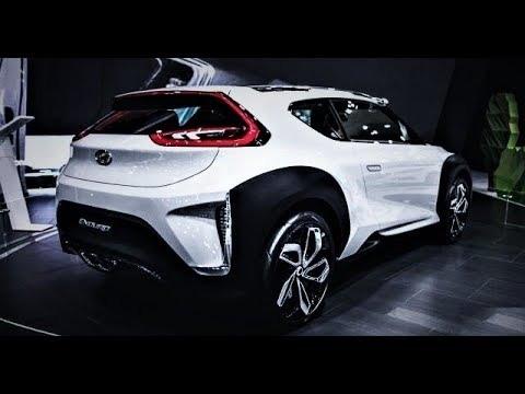 New 2018 Hyundai Veloster Turbo Picture