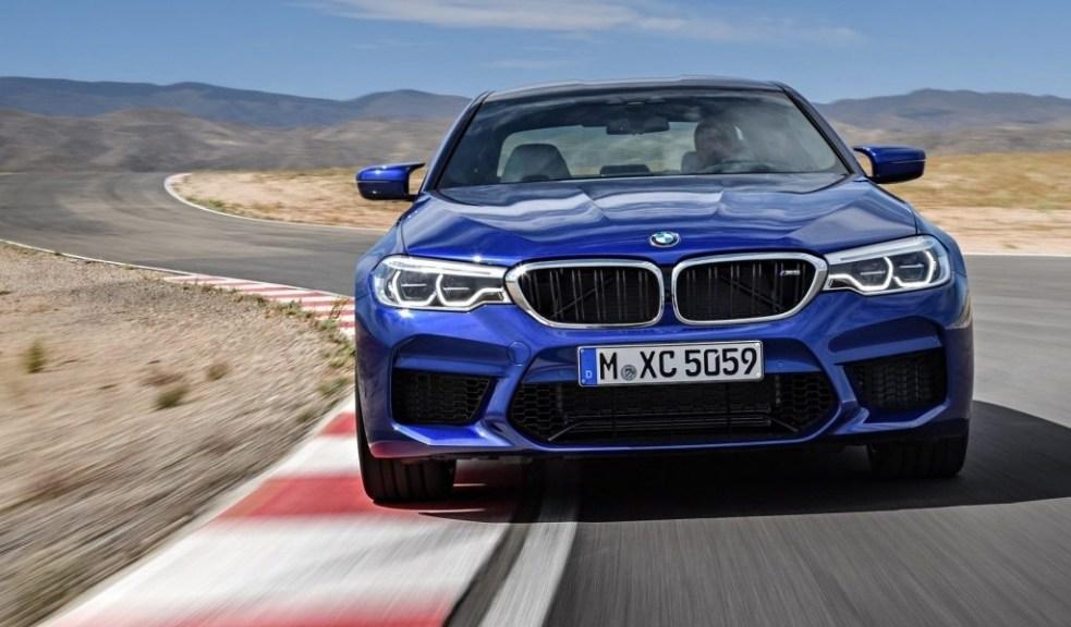 2019 BMW M5 Get Engine System New Interior