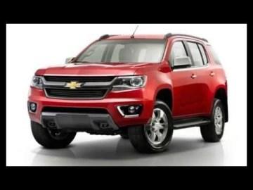 2019 Chevrolet Blazer K 5 Redesign