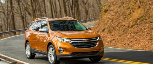 2019 Chevy Equinox New Review
