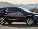 New 2019 Chevy Traverse Specs and Review