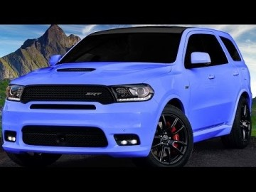 2019 Dodge Durango Srt Release, Specs and Review