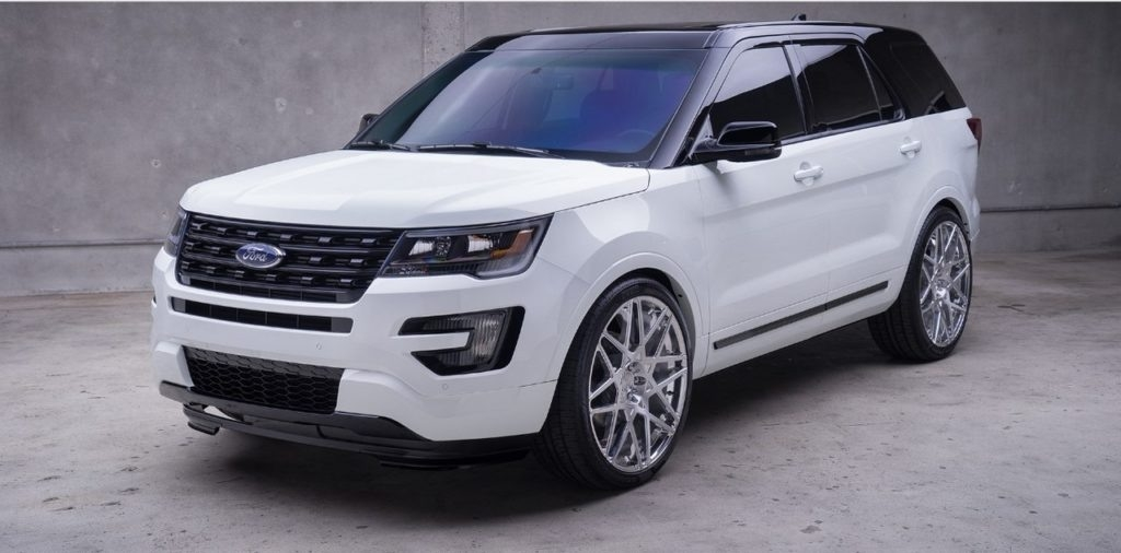 2019 Ford Explorer Sport Picture