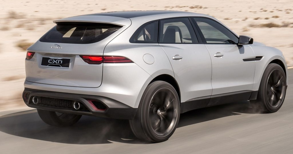 The 2019 Jaguar Xq CRossover New Release
