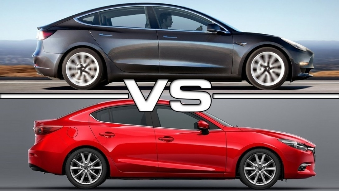 2019 Mazda3 I Touring New Review