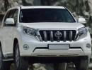 2019 Toyota Land CRuiser Diesel Redesign