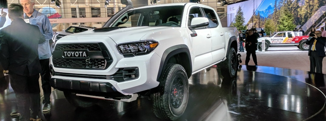 New 2019 Toyota Tacoma Hybrid Redesign and Price