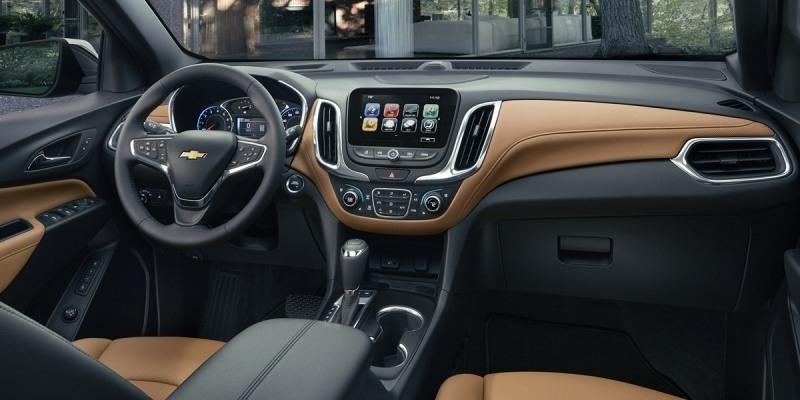 Best All 2018 Chevy Equinox Interior