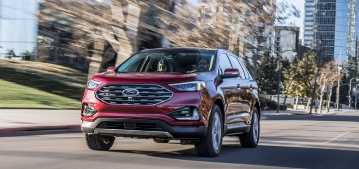 Best Ford Edge  Design Redesign And Price